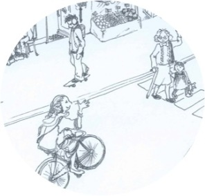 peoplechoosetowalkandcycle